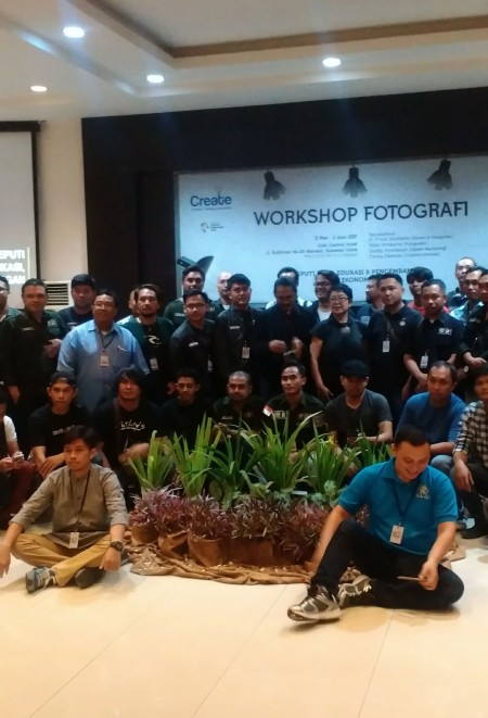 Workshop Fotografi Manado